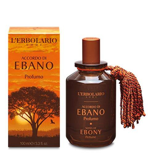 L'Erbolario, Profumo Uomo Accordo di Ebano, 100 ml