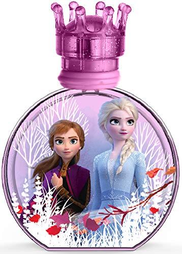 Frozen II Eau de Toilette per Bambini, 100 ml