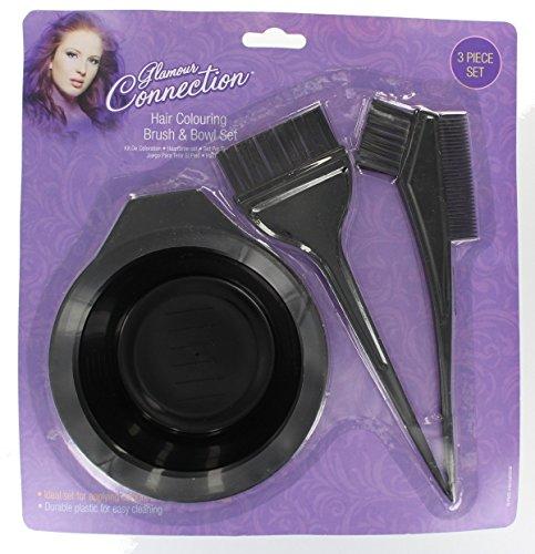 Set pennello e ciotola per tinta capelli Berri