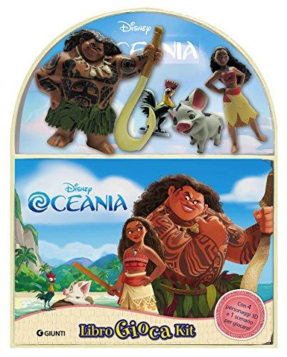 Oceania. Libro gioca kit. Ediz. a colori. Con gadget