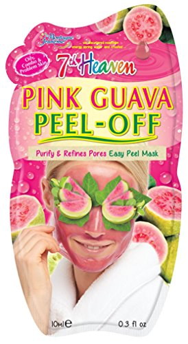 7th Heaven Pink Guava Peel Off Maschera Viso Alla guava e Mangostano 10ml