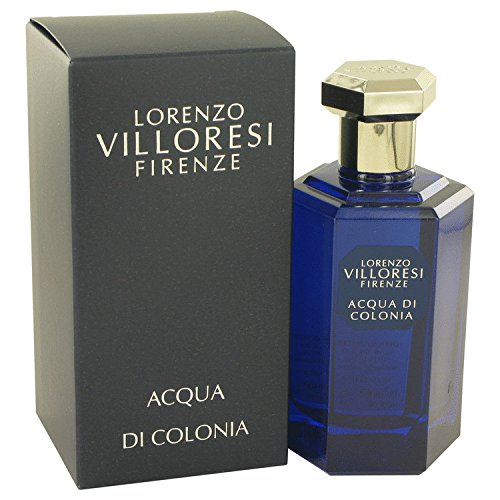 LORENZO VILORESI Acqua di Colonia EDT Vapo 100 ml