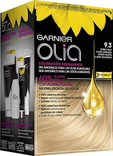 Garnier Tintura per Capelli, 200 gr, 9.3 Rubio Muy Claro Dorado