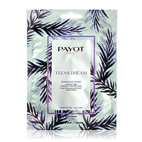 Payot Teens Dream Maschera in Tessuto con Tea Tree, 19 ml