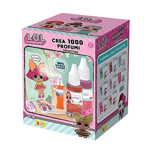 Lisciani Giochi - LOL Surprise 1000 Profumi Collection, Multicolore, 69478