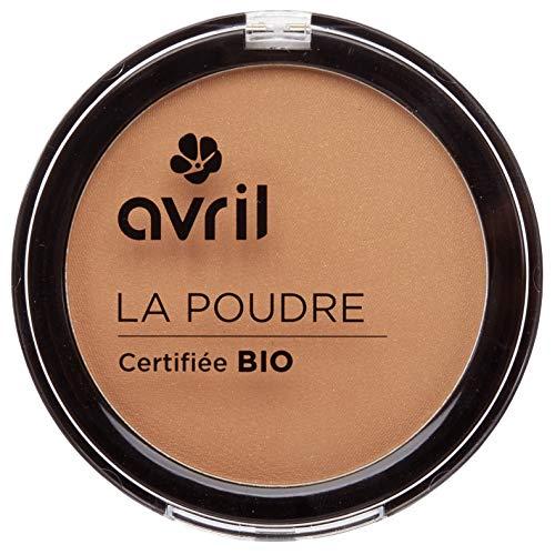 Avril - Polvere abbronzante, certificata Bio, 7 g, colore ambrato