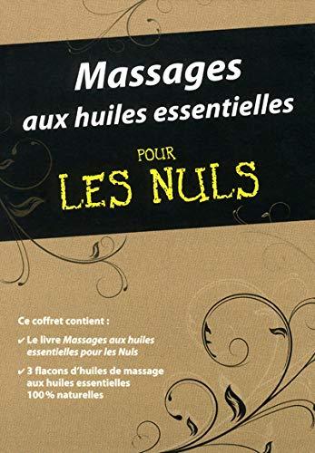 Massages aux huiles essentielles pour les nuls