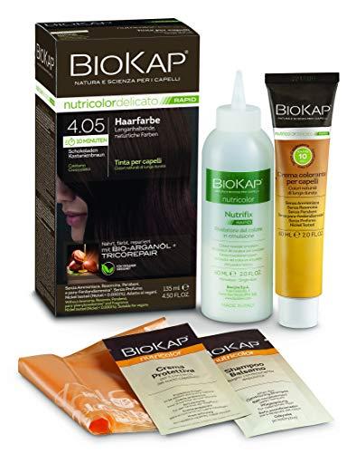 Biokap, Tinta per capelli