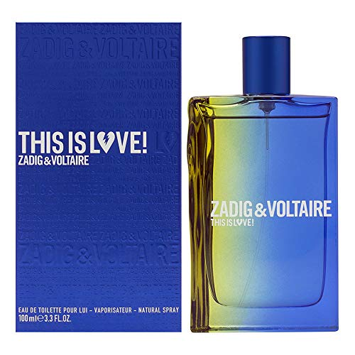 Zadig & Voltaire This Is Love! Eau de Toilette Unisex, 100 ml