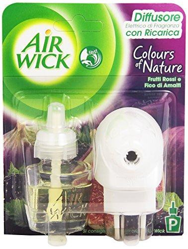 Air Wick Diffusore Elettrico di Fragranza con Ricarica, Fragranze Assortite, 19ml