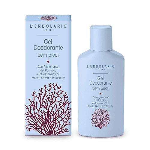 L'Erbolario Gel Deodorante per i Piedi
