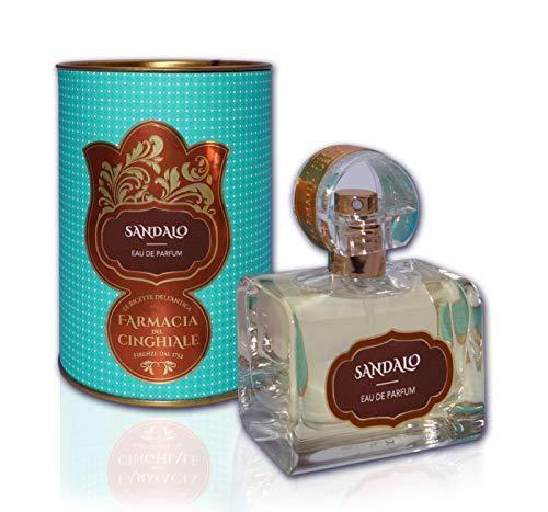 Eau de Parfum Sandalo profumo con note fiorite idee regalo profumi donna ragazza prodotto in Italia da 50 ml