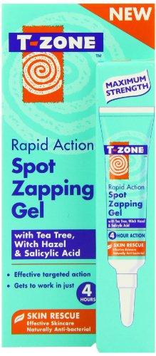 Brodie and Stone, T-Zone, Gel contro brufoli ed imperfezioni, ad azione rapida, 8 ml
