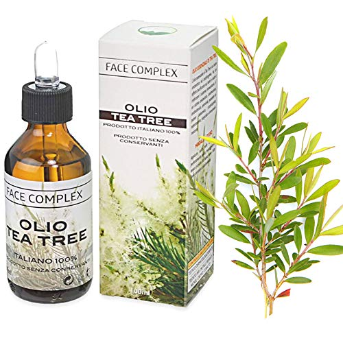 Olio essenziale al Tea Tree Face Complex - 100ml 6m - 100% vegetale