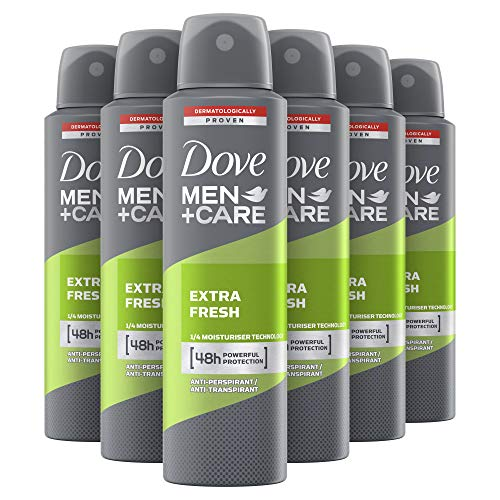 Dove Men + Care Deo Spray Extra Fresh anti-traspirante