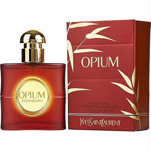 Yves Saint Laurent Opium Eau de Toilette, Donna, 30 ml