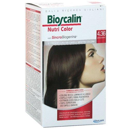 Bioscalin nutri color 4.36 cioccolato