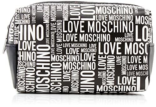 Love Moschino Donna, Borsetta, Pre Collezione Autunno Inverno 2021, Nero, Taglia Unica