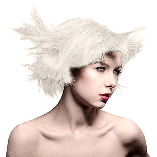 Colorante Per Capelli Semi-Permanente Amplified Manic Panic 118ml (Virgin Snow Toner)