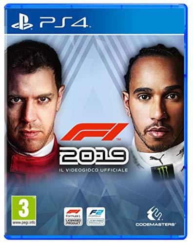 F1 2019 - PlayStation 4 - Italiano
