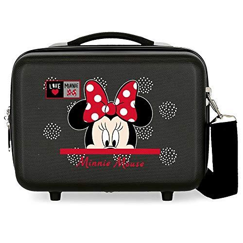 Disney My Pretty Bow Beauty case adattabile grigio 29 x 21 x 15 cm rigido ABS 9,14 l 0,84 kg