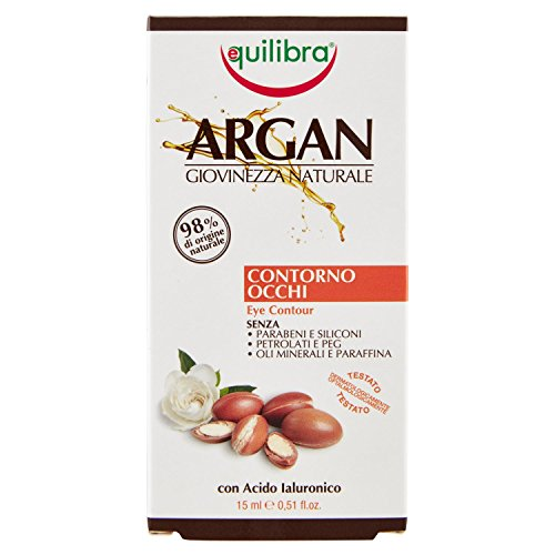 Equilibra Argan Contorno Occhi - 1 Prodotto