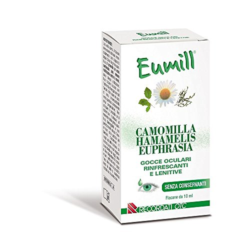 Eumill Gocce Oculari Rinfrescanti - 10 ml