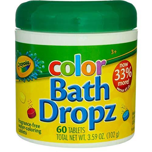 Bath Colour Dropz