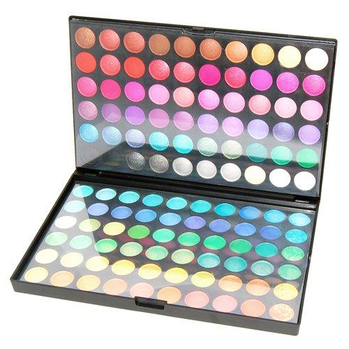 Accessotech, set di palette di ombretti professionali, 120colori