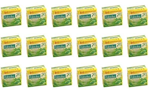18 confezioni Saponette Sapone solido Palmolive Naturals Moisture care con olio d'oliva
