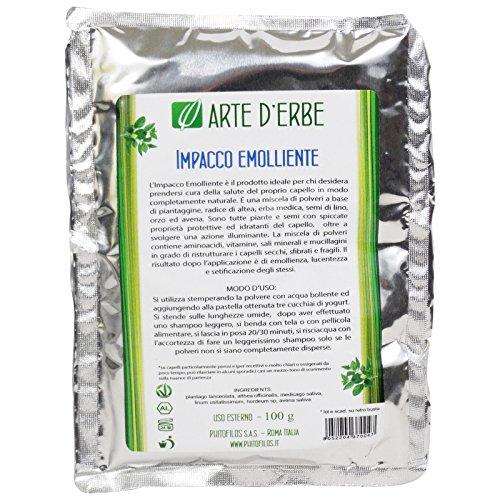 Phitofilos Impacco Emolliente - Purificante Astringente Pelle e Capelli Grassi + Trattamento Yumi Incluso