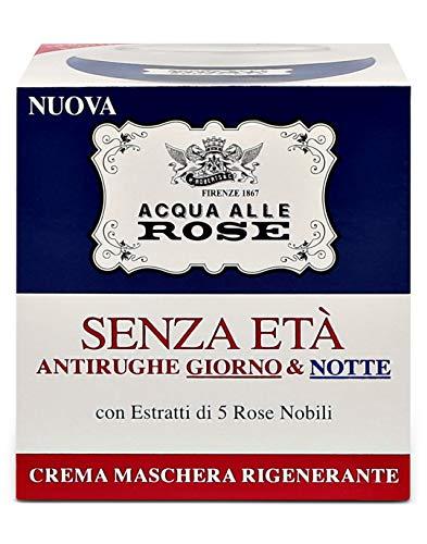 Acqua alle Rose Crema-Maschera senza Età Giorno e Notte, 50 ml