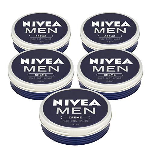 Nivea Men Crema da uomo (Confezione da 5)