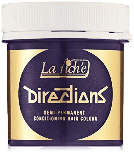 La Riche Directions Neon Blue Semi-Permanent Hair Colour 88ml by La Riche