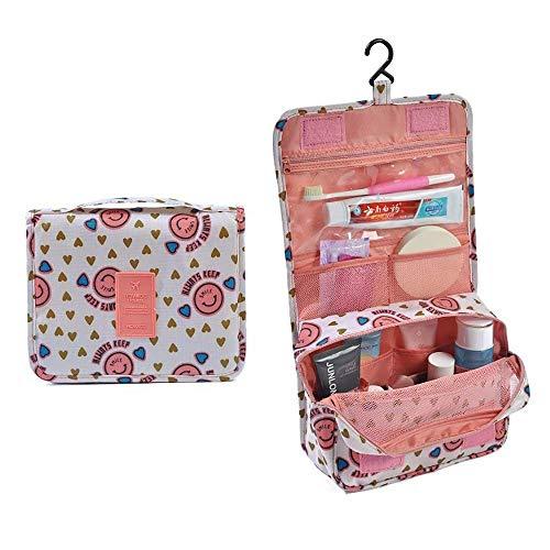 Winmany , Beauty Case da viaggio rosa Pink