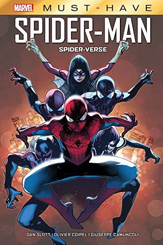 Spider-verse. Spider-Man