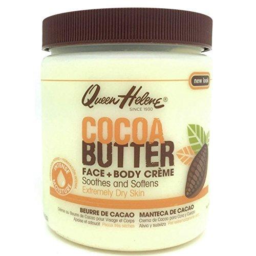 Queen Helene burro di cacao crema viso e corpo 425 g/15 oz