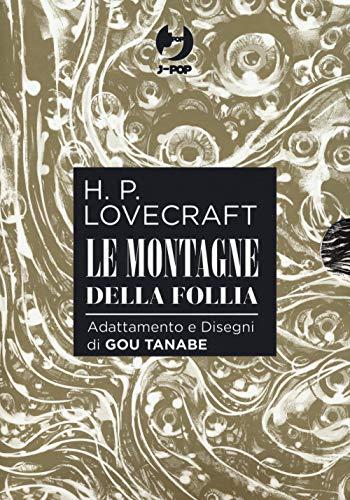Le montagne della follia da H. P. Lovecraft. Collection box: 1-4 [Quattro volumi indivisibili]: Vol. 1-4