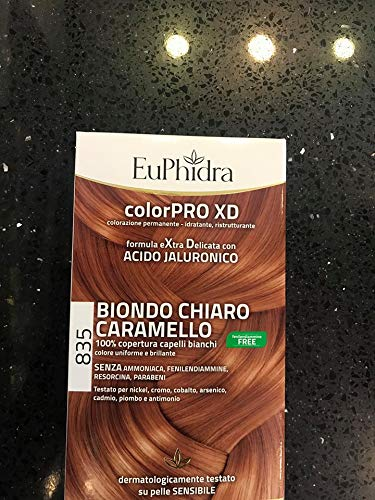 Euphidra Tinta Colorpro Xd-Biondo Scuro Caramello 835-60 ml