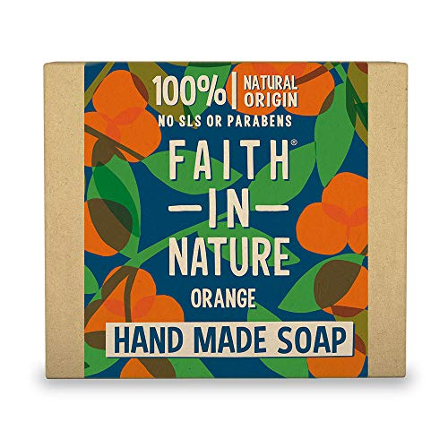 Faith in Nature Sapone Naturale per le Man