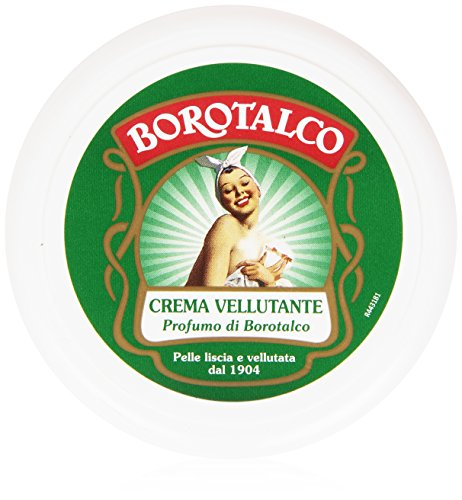 Borotalco - Crema Vellutante, Profumo di Borotalco, Pelle liscia e vellutata - 150 ml