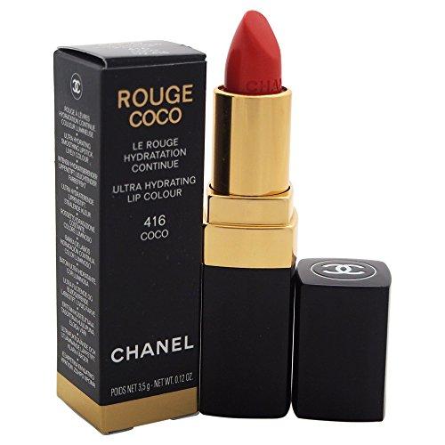 Chanel Rossetto Coco Rouge, 416-Coco - 3.5 ml