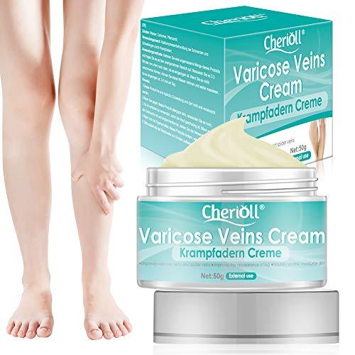 Crema Vene Varicose Idratante, per le vene varicose e capillari