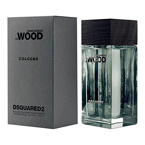 Dsquared2He Wood Eau de Cologne–75ml