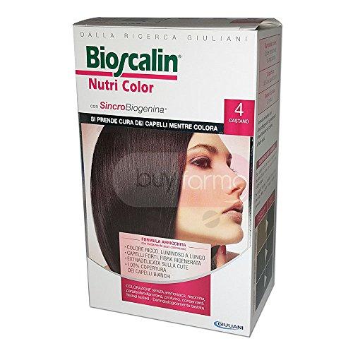 Bioscalin nutri color 4 castano