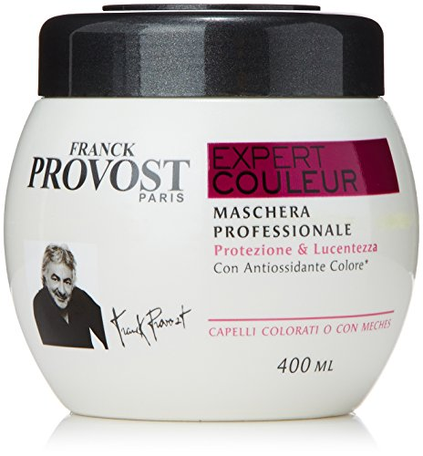 Franck Provost Expert Couleur Maschera Professionale per Capelli Colorati o con Mèches, 400 ml