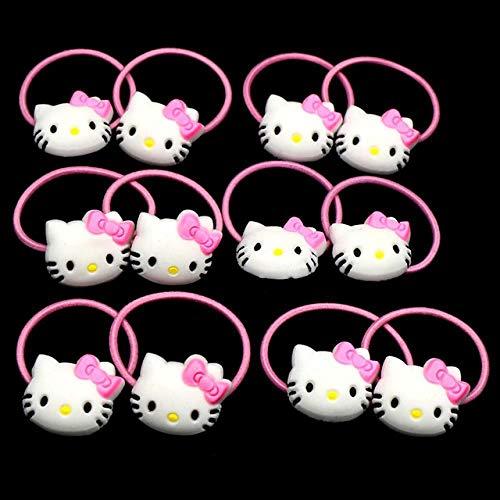 Ogni adorabile cerchietto elastico per bambini Hello Kitty