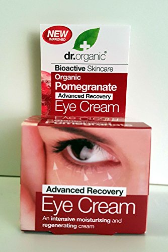 Dr. Organic Pomegranate Eye Cream - Crema Contorno Occhi 15 ml