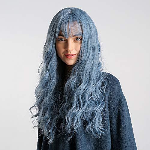 Parrucca Azzurra: Recensioni e Miglior Prezzo 2020