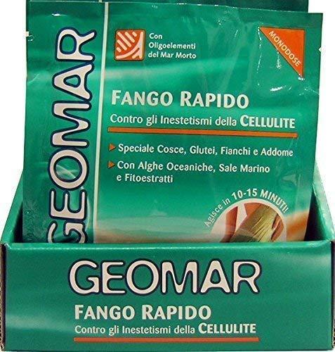 12 x GEOMAR Fango Rapido Anticellulite Monodose 80 ML